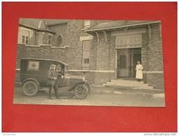 RONSE - RENAIX -  Provinciaal Sanatorium Te Hynsdaele - Ambulantie  - Sanatorium Provincial - L'ambulance - Renaix - Ronse