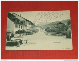 COURRENDLIN         -  1907 - JU Jura