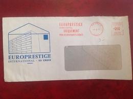 EMA Europrestige Croix 59 - Storia Postale