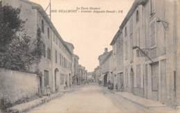 TARN  81  REALMONT  AVENUE AUGUSTE BENOIT - Realmont
