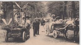HAUTE MARNE - 4 - WASSY - Fête Des Fleurs - 4 Juillet 1909 - 3e Série - Ex-Equo Et 3e Prix ( Avec Le Nom Des Participant - Wassy