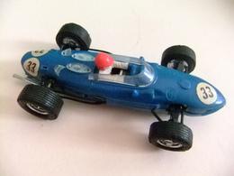 SCALEXTRIC Triang FERRARI 156 Azul N 33 Guia Movil - Circuitos Automóviles