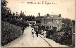 78 VIROFLAY - La Rue Des Marais - - Viroflay
