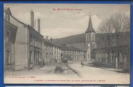 La PETITE RAON     Coopérative Les écoles Et L'église       Animées    écrite En 1919 - Altri Comuni