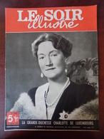 Soir Illustré N° 866 Hollande Reconquiert L'Indonésie - Faux Jumeaux De Fribourg - Renée Faure - Trotsky.. - 1900 - 1949