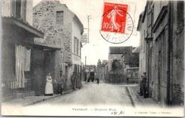 78 VERNEUIL - Vue De La Grande Rue - Verneuil Sur Seine