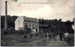 78 AULNAY SUR SAULDRE - Usine Des  Brisettes - - Frankreich