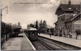 78 VELIZY CHAVILLE - Intérieur De La Gare - Velizy
