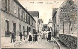 78 AULNAY SUR MAULDRE - Rue Principale - - Frankreich