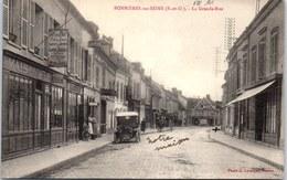 78 BONNIERES SUR SEINE - Vue De La Grande Rue - Bonnieres Sur Seine