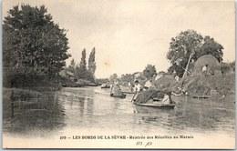 79 - Les Bords De La Sèvre - Rentrée Des Récoltes Au Marais - France