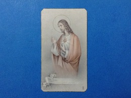 SANTINO HOLY CARD GESÙ - Santini