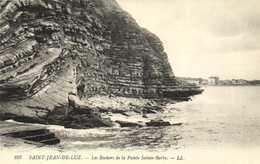 SAINT JEAN DE LUZ Les Rochers De La Pointe Sainte Barbe RV - Saint Jean De Luz