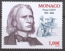TIMBRE - MONACO - 2011 - Nr 2803 - Neuf - Mónaco
