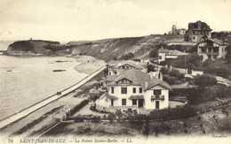 SAINT JEAN DE LUZ  La Pointe Sainte Barbe Et Villas   RV - Saint Jean De Luz