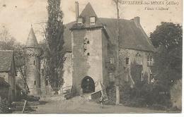 Ac15/     03    Buxiéres Les Mines     Vieux Chateau      (animations) - Other Municipalities