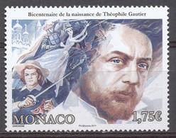 TIMBRE - MONACO - 2011 - Nr 2800 - Neuf - Mónaco