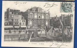 LE HAVRE    Le Musée   Animées   écrite En 1904 - Le Havre