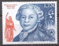 TIMBRE - MONACO - 2006 - Nr 2548 - Neuf - Mónaco