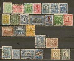 COLOMBIE - Lot De 25 Timbres - Cote 17,15 € - Stamps