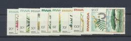 RWANDA Série Arbres De 1984  COB 1186/93 MNH XXX - 1980-89: Neufs