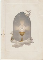 SOUVENIR DE MA PROMESSE CHRÉTIENNE - CATHÉDRALE DE VENCE - 1956 - JOCELYNE - Imágenes Religiosas