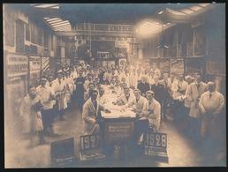 GENT FOTO 23 X 17 CM - GENTSCHE HOOGERE SCHILDERSSCHOOL  1927 - 1928 - PRACHTFOTO - Gent