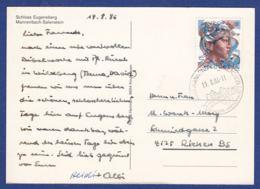 Karte, K-Stempel 8268 Mannenbach Salenstein (br7309) - Switzerland