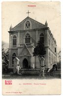 CPA     HAIPHONG         1909            TEMPLE PROTESTANT - Vietnam
