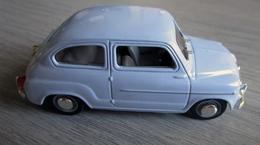 Fiat 6000 1963 - Solido 1/43 ème - Solido
