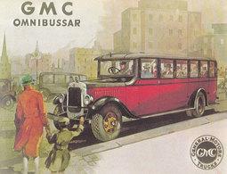 @@@ MAGNET - GMC Omnibussar - Publicitaires
