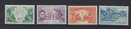 """Dahomey YT 99 à 102 """" Exposition Coloniale """" 1931 Neuf* - Unused Stamps"""