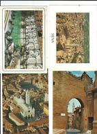 Italie  Sienne Siena Lot 4 Cartes - Siena