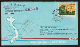 Vietnam 1973 Air Cover Quan Buu - Vietnam