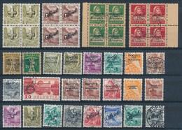 HELVETIA - Selectie Nr 361 - Dienstmarken - MNH**/o - Cote 40,90 € - Service