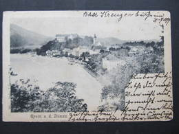 AK GREIN B. Perg 1899  // D*38962 - Grein