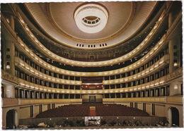 Wien - Innenaufnahme Der Staatsoper - Vue Interieur De L'Opéra - Wien Mitte