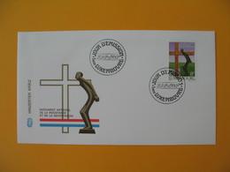 FDC Luxembourg   1982  -  Lot De 10   FDC  à Voir - FDC