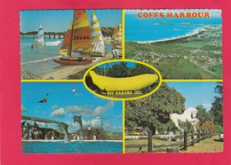 Modern Multi View Post Card Of Coffs Harbour,New South Wales,Australia.B42. - Coffs Harbour