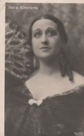 Cartolina - Postcard /  Non  Viaggiata - Unsent /  Italia Almirante ( Attrice Cinema Muto ) - Entertainers