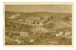 Australia, Victoria (VIC), High Country, Wangaratta, Eldorado, 'Pioneer' Gold Mine, Dredge, Photo Postcard - Australia