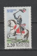 """FRANCE / 1989 / Y&T N° 2595 ** : """"Bicentenaire De La Révolution"""" (François-Christophe Kellermann) - Gomme D'origine - Unused Stamps"""
