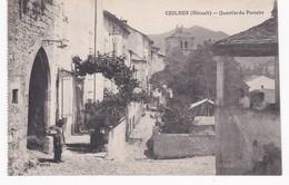 34  Hérault -  CEILHES -  Quartier Du Portalet - France