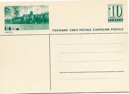 "45 - 61 - Entier Postal Neuf Avec Illustration ""Basel"" - Ganzsachen"