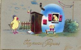 Joyeuses Paques - Pasen