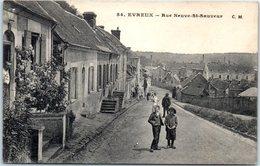 27 - EVREUX -- Rue Neuve - St Sauveur - Evreux