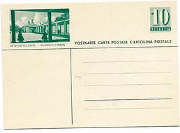 "45 - 49 - Entier Postal Neuf Avec Illustration ""Rheinfelden"" - Ganzsachen"