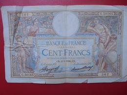 FRANCE 100 FRANCS 2-1-36 CIRCULER (B.4) - 1871-1952 Circulated During XXth