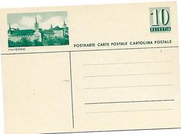 "160 - 34 - Entier Postal Neuf Avec Illustration ""Payerne"" - Ganzsachen"