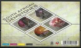 Republic Of South Africa 2009 Mi Bl 122 MNH ( ZS6 SAFbl122 ) - Minerals